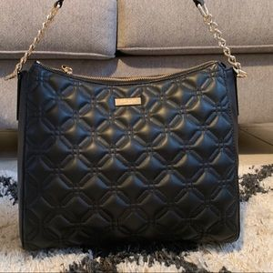 Brand new black Kate Spade black purse